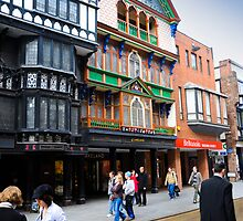 Exeter City Centre #1 by DonDavisUK