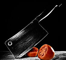 Butcher Knife & The Tomato by CGPRO
