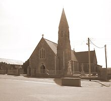 Milltown Church by James Cronin