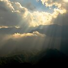 Sapa Cloud Beams by robob