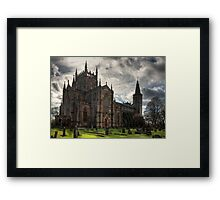 Dunfermline Abbey Church Framed Print
