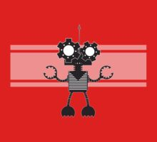 Bot Monster Tee by Dane Ault