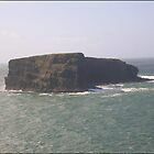Bishops Island off Kilkee Coast Road by Jtucker