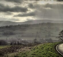 Welsh Coutryside by James Clarke
