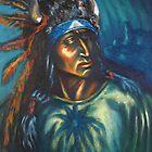 Buffalo Scout by Mai Kari  Hartvaag Zimbleman