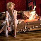 Spontaneous Seduction - Elizabeth Banks by Nick Koudis