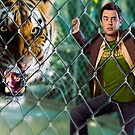 Colin Hanks - Trapped with a Tiger by Nick Koudis