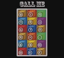 CALL ME 2 by Paul Quixote Alleyne
