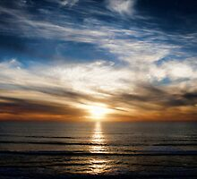 Perfect Del Mar Sunset by SanDiego2Vegas