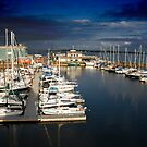 Marina Sunset.  by Sean McConnery
