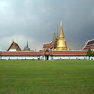 Grand Palace, Bankok by Trifle