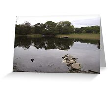 Killarney Lakes Killarney Co Kerry Ireland Greeting Card