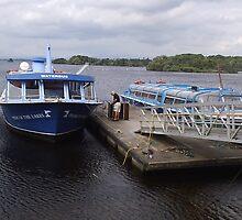 Waterbus Lakes of Killarney Co Kerry Ireland by James Cronin