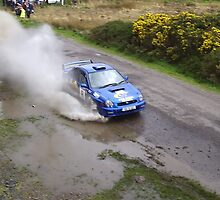 Rally of the Lakes Killarney Co. Kerry Ireland by James Cronin