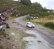 Caragh Lake Rally of the Lakes Killarney Co. Kerry Ireland by James Cronin
