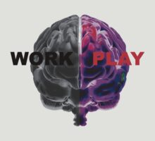 Work / Play by TeeArt