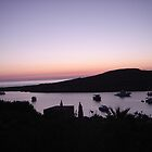 Sunrise on Comino by Aaron Barbara