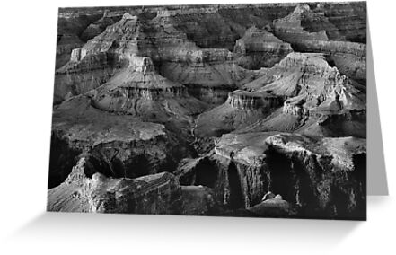 Late Day Light, Grand Canyon by Stephen Vecchiotti