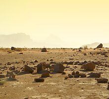 Is it Earth?!! by Sharif Ajez