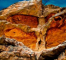 Tree of Stone & Wood by JimFilmer