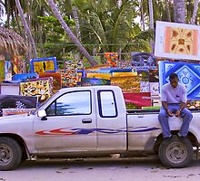 A slow day in the Dominican by Jeff Harris