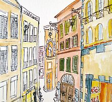 Firenze Street by Joy Engelman