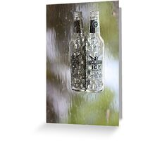 Smirnoff in the Sky Greeting Card