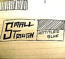 small tough simple by eliamazor