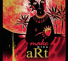 make mine art with heART by arteology