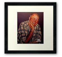 """""""Chris"""" Framed Print"""