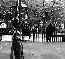 Patience in Central Park New York fine art photograph NYC by LJAphotography