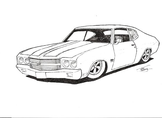 Chevelle by Jake Karry