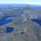 Cradle Mt - aerial views - Tasmania by gaylene