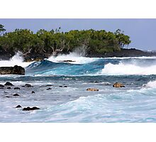 High Surf Photographic Print