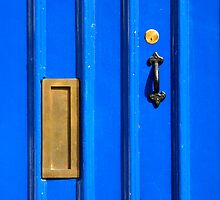 Blue Blue Door! by Rachel Lilly