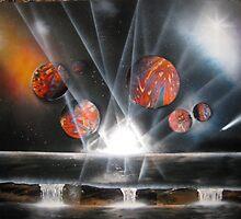 Orange Zest by Spacedoutart