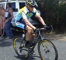 lance armstrong by jeroenvanveen