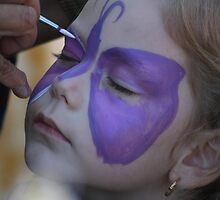 Face Painting by Lee Revell
