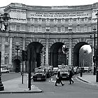 Admiralty Arch by Jeff Blanchard