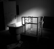 Bath Tub by BeckyCote