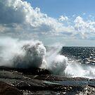 Ocean Burst by George Cousins