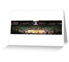 Energy Solutions Arena Greeting Card