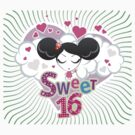 Sweet 16 by MaShusik