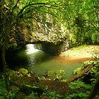 Natural Arch... by Jarrod Lees
