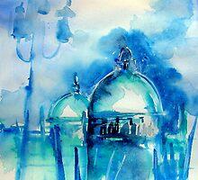 Venezia in blu (Venice in blu) by miriam17