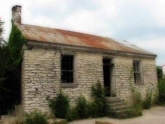 Patterson Cabin Manchester Street Lexington Kentucky