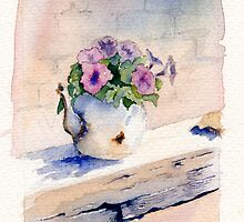 *Petunia Pot* by robynart
