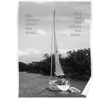 Wind And Sails Poster