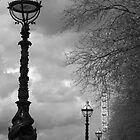 London Lamps by Andy Mays