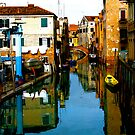 REFLECTIVE VENICE by Scott  d&#x27;Almeida